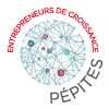 PÉPITES – Entrepreneurs de croissance Logo
