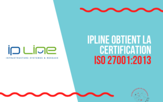 IPLine - certification ISO 27001
