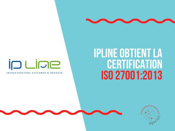 IPLine - certification ISO 27001